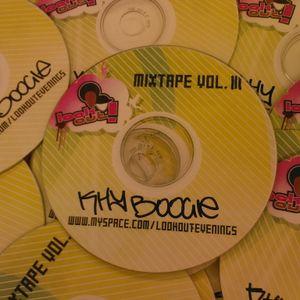 LOOKOUT mixtape Vol. 3 - khy boogie - it's all love