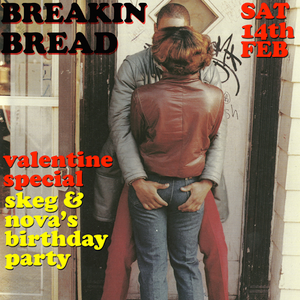 VALENTINES PARTY GROOVES - TONY S