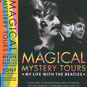 Tony Bramwell - with The Beatles part 1 (18 Feb 2012)