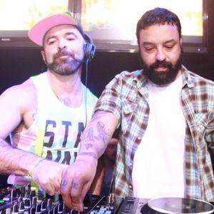 Set DJ Bispo e Roberto Santejo - Ursound - PISTONA - 18ABR2015