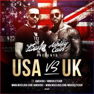JAMSKIIDJ - FRIDAY VIBES WEEK 51 | @JAMSKIIDJ (USA) V @MRASHLEYCAIN (UK)