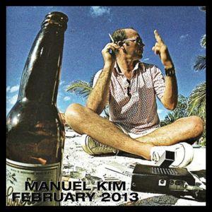Manuel Kim DJ Mix February 2013