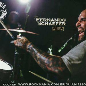 Rock Mania #254 - com Fernando Schaefer do Worst - 21/11/15