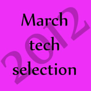 Milos Pesovic - March tech selection