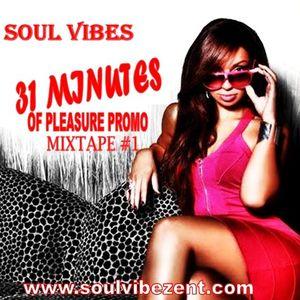 SOUL VIBES 31 minutes of Pleasure R&B promo mixtape