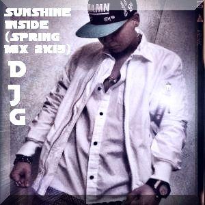 DJ G - #Sunshine Inside (Spring@Mix 2k15)