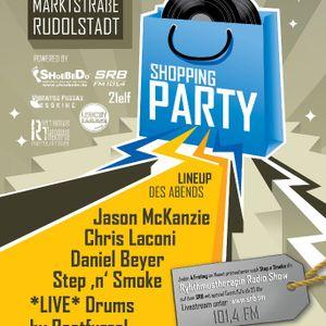 Jason McKanzie Live Set Rudolstadt