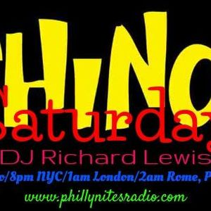 Shindig Saturday 10/17/2015 Podcast 148 by Richard Lewis