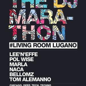 The DJ Marathon @ LivingRoomClub 20130118.2 - Alemanno&Naca&Bellomz