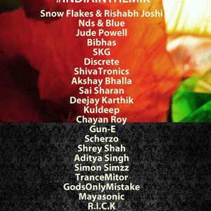 India In The Mix #001 on AH.FM (29th Oct, 2012)
