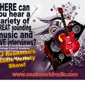 Radio Variety Show, Suzys birthday, Andy Pickford, Lost will follow and more