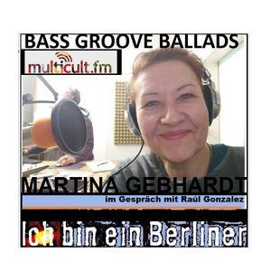 ICH BIN EIN BERLINER 5.4.2019 MARTINA GEBHARDT multicult.fm