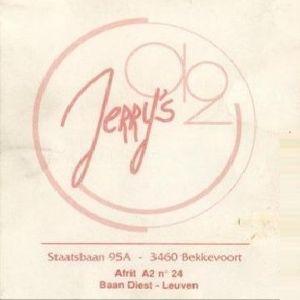 Frank Struyf at Jerry's (Bekkevoort - Belgium) - May 1993