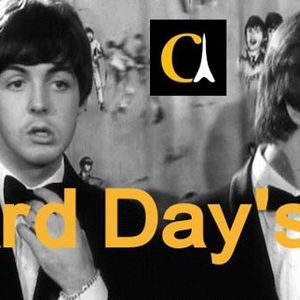 """A Hard Day's Night"" Radio Show @ Amagi Radio (Greece): 12.02.2014"