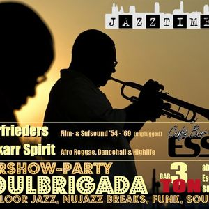SoulBrigada's Jazz Set @ Jazztime Afterparty RV