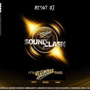 #MILLERSOUNDCLASHCOLOMBIA - RESOT DJ