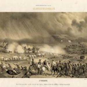 Disco 150 años de la Batalla del 5 de Mayo en Puebla. 2