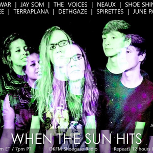 When The Sun Hits #107 on DKFM