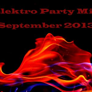 Elektro Party Mix September 2013