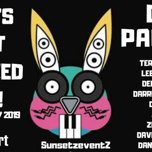 Terry Waites Funked up promo for February 16th in Perth for Sunsetz