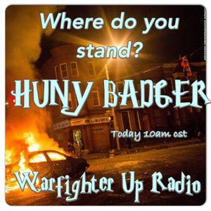 WFUR Huny Badger's Show 4/29/15