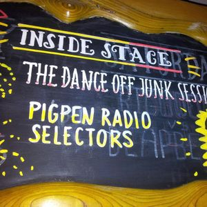 Pigpen Radio Selectors - NYE 2014 at The Farm Pub in St Werburghs Bristol