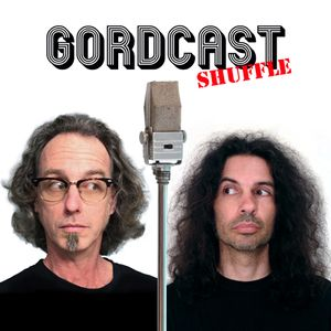 Gordcast Episode 32 - Psychedelic Serpico Up On The Roof!