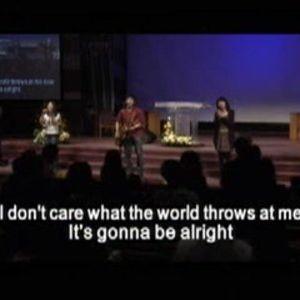 2011/01/23 HolyWave Praise Worship