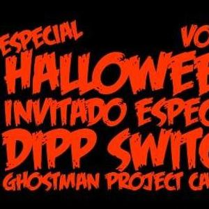 Dipp Switch en edición especial de Halloween para Drums Bla Crew!