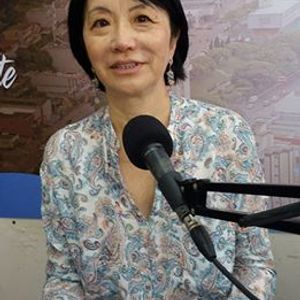 Entrevista com a farmacêutica, Aurea Hokama, sobre as propriedades da fruta romã