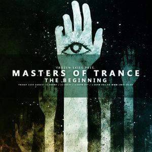 Frozen Skies - Masters Of Trance Episode #016 Live @1Mix Radio | 1mix.co.uk | 11. Sep 2015