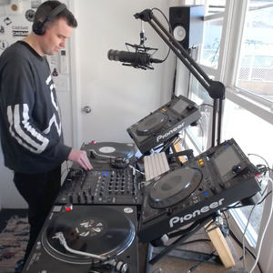 Ben Steidel from Co-op 87 Records @ The Lot Radio 22 March 2016