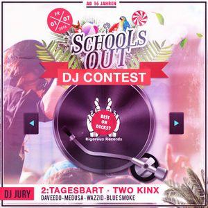 Klangkater - School's Out DJ Contest Entry