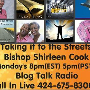 Taking It To The Streets: In Her Own Words With Rev. Jeanetta Rhone
