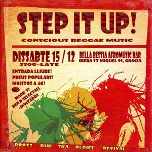step it up in Bella Bestia 15 Dec 2012