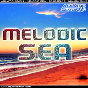 Aquatic Simon - Melodic Sea - 2013-05-18 - Malibu Club - Golancz