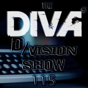 Jenna Diva - Diva's Division Show 115 - March 25th 2016 - DJVFMRADIO.CA