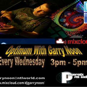 Optimum With Garry Noon Ep1