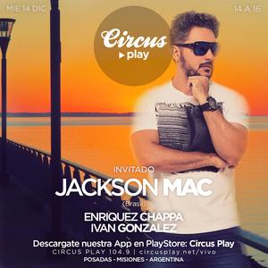 #ElectronicMusic Circus play 104,9 # 028 / 01-02 (14/12/2016)