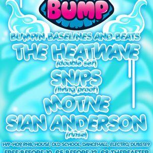 BUMP @Plan B, Brixton Dj Rugrat Mix