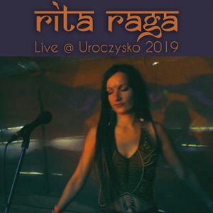 Rita Raga live act @ Uroczysko 2019 chill stage
