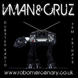 Vman & Cruz LIVE Robo Mercenary 8th June