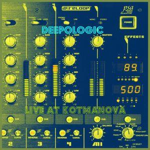 Deepologic live at Kotmanova 25.10.2012 @http//sunbocca.com
