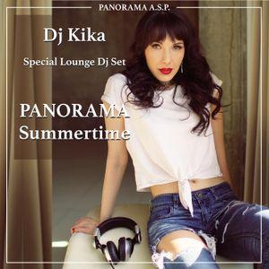 "Dj Kika - Special Lounge Dj Set ""Panorama Summertime"""