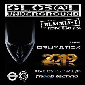 Blacklist #23 by Drumatick (28-12-2018)