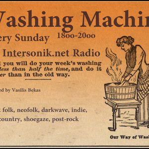 Washing Machine #38 (08/07/2012)