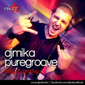 Puregroove Mix Vol.022 by Dj Mika