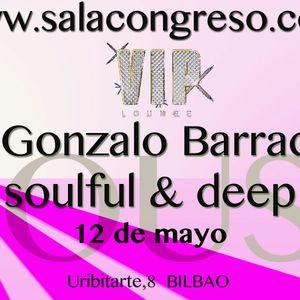 Gonzalo Barradas (aka Phil Flux) @ Congreso Bilbao 12-5-12