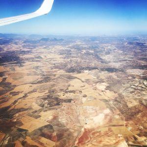 Aviones retour from Ibiza