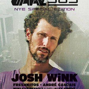 Josh Wink Live at Gare Club (Porto, NYE 2013) (2012.12.31)